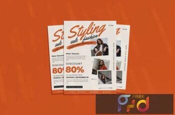 Styling Sale Fashion Flyer 25Q2VZ8 7