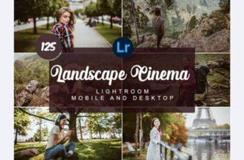 Landscape Cinema Mobile Desktop PRESETS 7448193 7