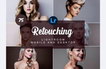 Retouching Mobile and Desktop Presets 7467130 7