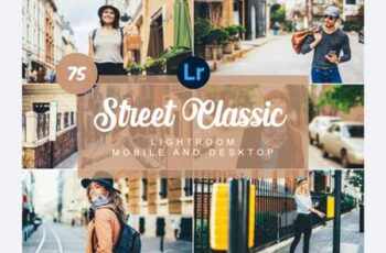 Street Classic Mobile and Desktop PRESET 7468139 6