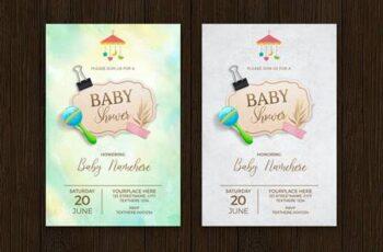 Baby Shower Invitation GHNB5LJ 6