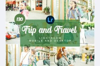 Trip and Travel Mobile & Desktop PRESETS 7476916 11