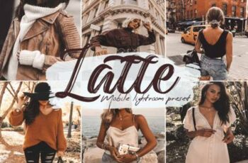 Coffee Latte Lightroom Presets 8101275 4