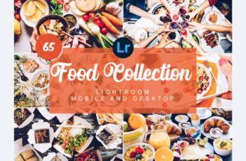 Food Collection Mobile & Desktop PRESETS 7444382 16