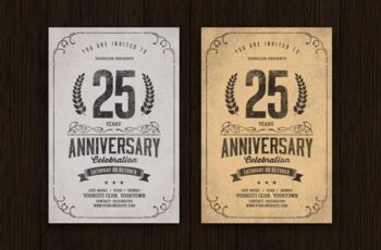 Vintage Anniversary Celebration KF5YKGN 4