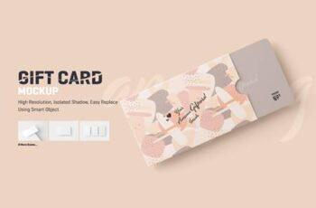 Gift Card Mockup 5752504 4