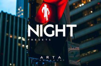 ARTA Night Presets For Mobile and Desktop P627NXF 7