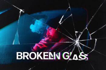Broken Glass Photoshop Effect L8Z2LU3 16