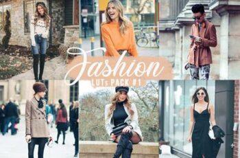 Fashion LUTs Pack #1 - Video Photo Color Grading V5DZMQB 14