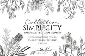 Simplicity Hand Sketched Collection 8149738 6