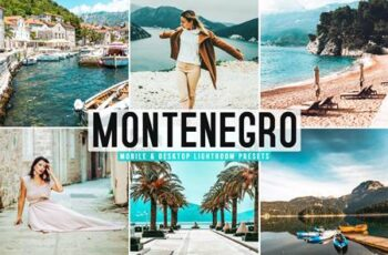Montenegro Mobile & Desktop Lightroom Presets 9QWKML8 3