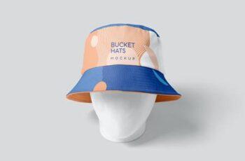 Bucket Hat Mockups H7UELVE 4