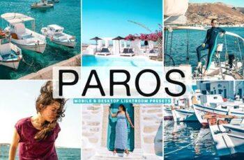 Paros Mobile & Desktop Lightroom Presets BZQAQNV 2