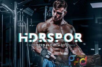 PRO HDR Actions Photoshop 26NLBQX 12