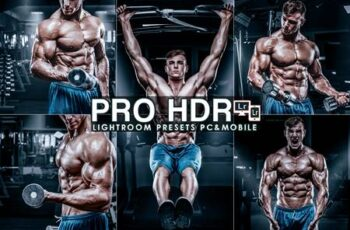 Sharpen PRO HDR Lightroom Presets (Mobile & Desktop) 29518665 5