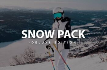 Snow Pack Deluxe Edition - For Mobile and Desktop R5JFNBS 7