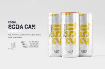 250ml Soda Can Mockup 5852797 3