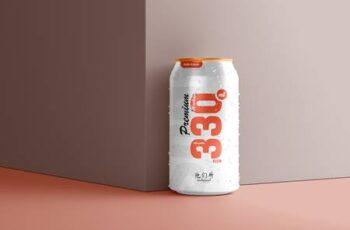 330ml Soda Can Mockup 5853494 7