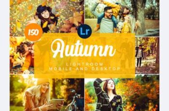Autumn Mobile and Desktop PRESETS 7431794 7