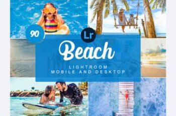 Beach Mobile and Desktop PRESETS 7431820 14