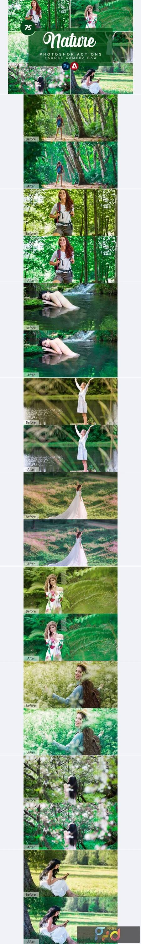 Nature Photoshop Actions 7500561 1