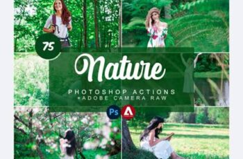 Nature Photoshop Actions 7500561 9