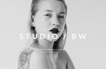Studio BW - Black & White LR preset 5749708 12