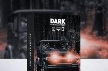 Dark Effect - Lightroom Preset 30069192 6