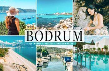 Bodrum Mobile & Desktop Lightroom Presets YB3CM5S 3