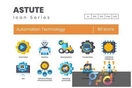 Automation Technology Icons AP95BBG 1
