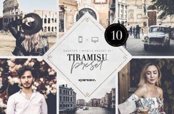 Tiramisu Lightroom Presets Bundle 5251311 12