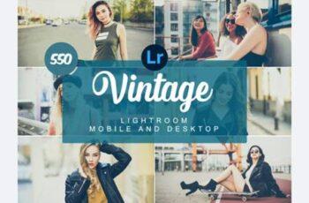 Vintage Mobile and Desktop PRESETS 7477116 10