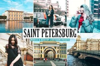 Saint Petersburg Pro Lightroom Prese 5871650 6