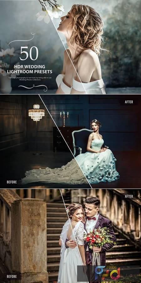 50 HDR Wedding Lightroom Presets 5784152 1