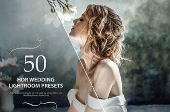 50 HDR Wedding Lightroom Presets 5784152 7