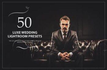 50 Luxe Wedding Lightroom Presets 5784155 5