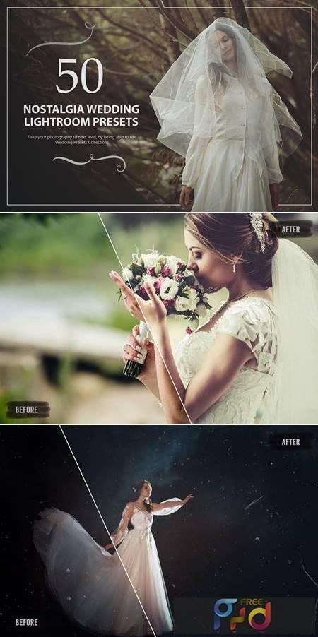 50 Nostalgia Wedding Presets 5784168 1