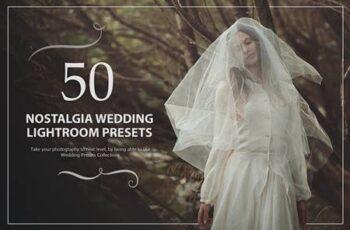 50 Nostalgia Wedding Presets 5784168 3