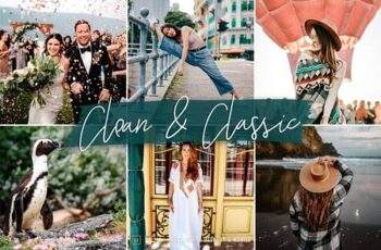 Clean & Classic Lightroom Presets 5832629 12
