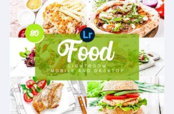 Food Mobile and Desktop PRESETS 7444384 13