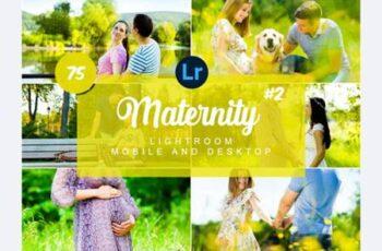 Maternity Mobile and Desktop PRESETS 7455470 5
