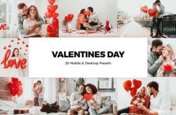 20 Valentines Day Lightroom Presets 8443176 2