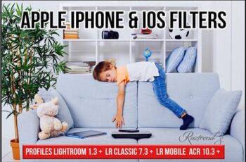 Apple iPhone & iOS Filters profiles 5745341 3