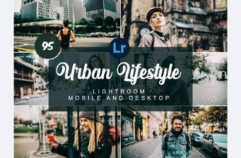 Urban Lifestyle Mobile PRESETS 7476982 9