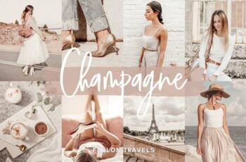 Champagne Lightroom Mobile Presets 5017127 7