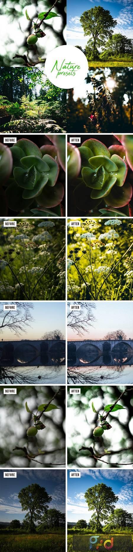 Professional Nature Lightroom Preset (Mobile & Desktop) 30177890 1