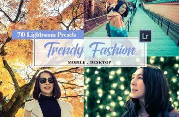 70 Trendy Fashion Lightroom presets 5758089 13