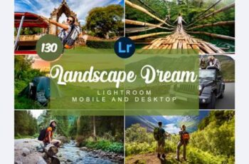 Landscape Dream Mobile and Desktop PRESE 7448235 6