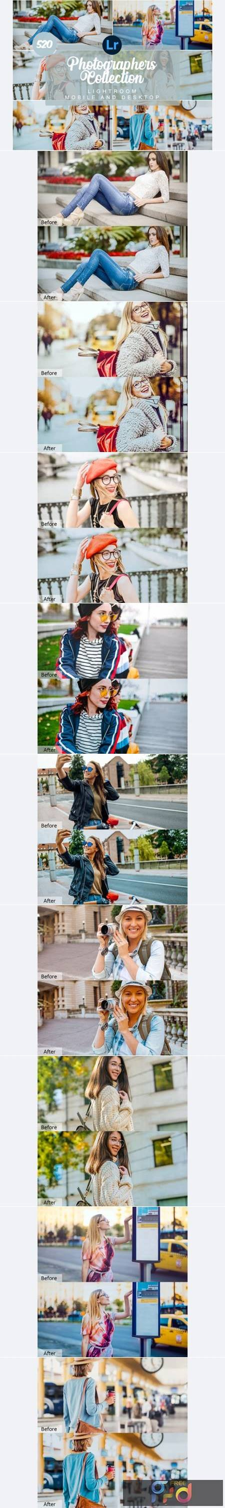 Photographers Collection PRESETS 7466636 1