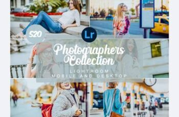 Photographers Collection PRESETS 7466636 7